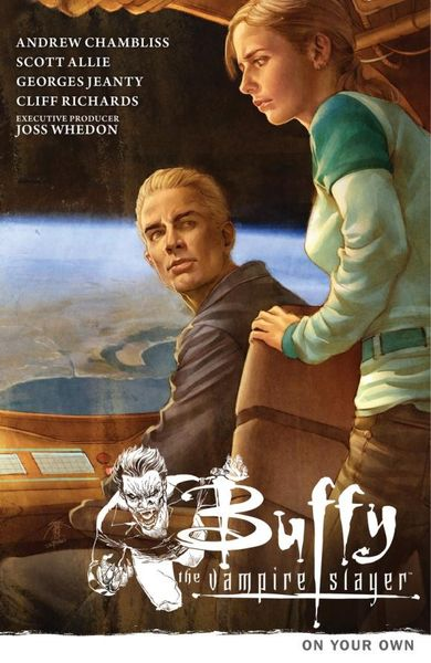 Buffy the Vampire Slayer Season 9 Volume 2: On Your Own skull the slayer