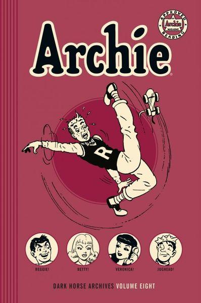 Archie Archives Volume 8 комплект роликов archie профиль 2м