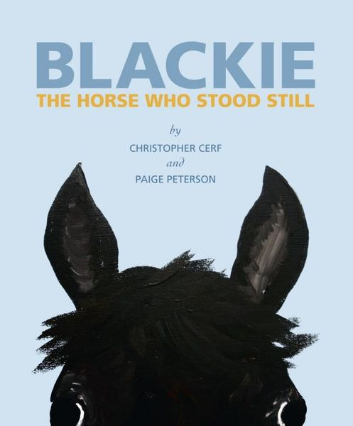 Blackie: The Horse Who Stood Still the day the streets stood still