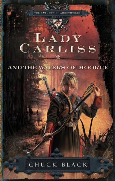 Lady Carliss and the Waters of Moorue lady of magick