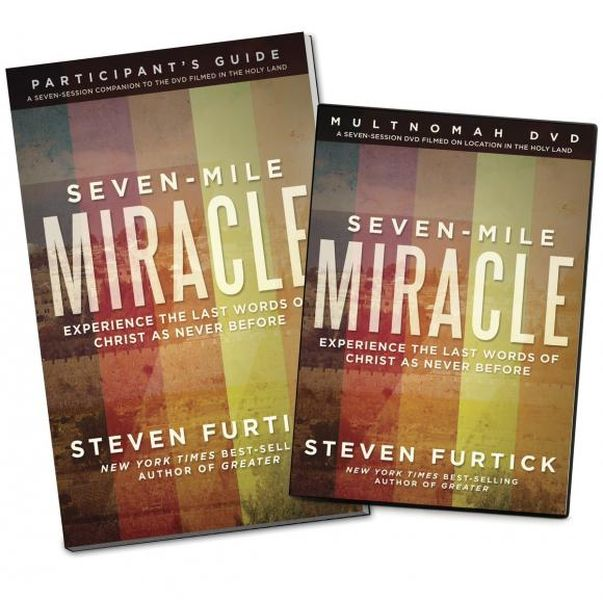 Seven-Mile Miracle DVD with Participant's Guide seven hanged