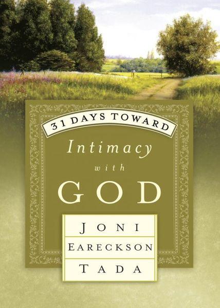 31 Days Toward Intimacy with God cat days