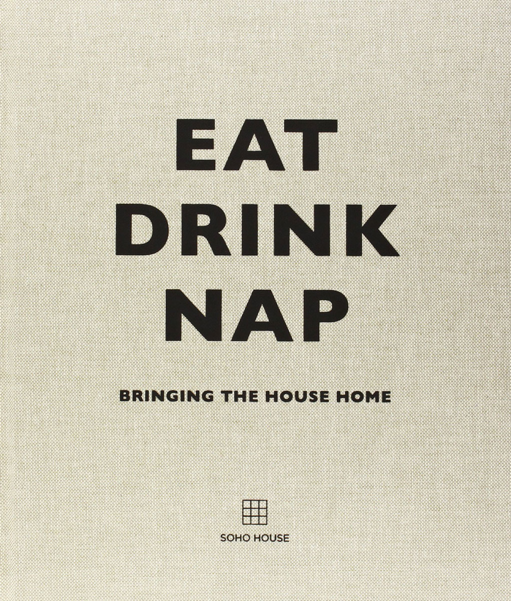 Eat Drink Nap: Bringing the House Home чехол для iphone 4 4s hama h 103459 purple