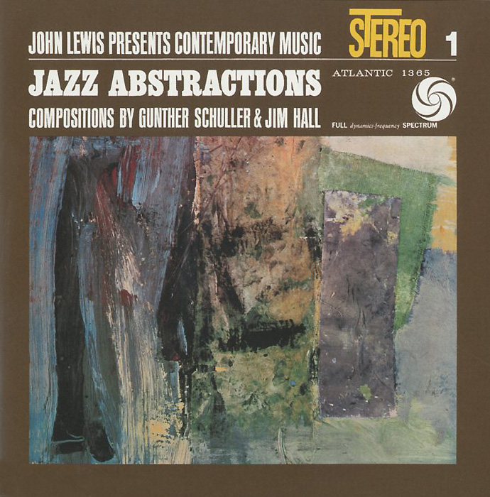 John Lewis. Jazz Abstractions