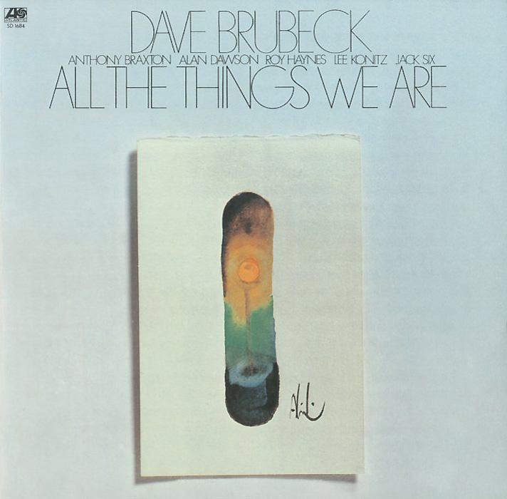 Дэйв Брубек Dave Brubeck. All The Things We Are