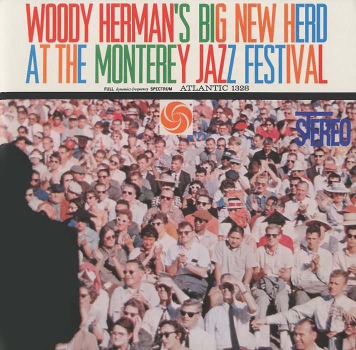 Woody Herman's Big New Herd Woody Herman's Big New Herd. At The Monterey Jazz Festival inc international concepts new multi bell sleeve printed romper m $79 5 dbfl
