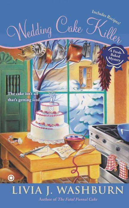 Wedding Cake Killer wedding cake murder
