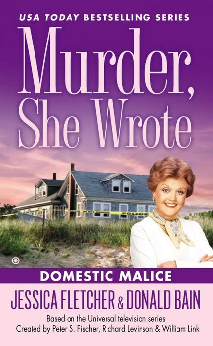 Murder, She Wrote: Domestic Malice murder she wrote close up on murder