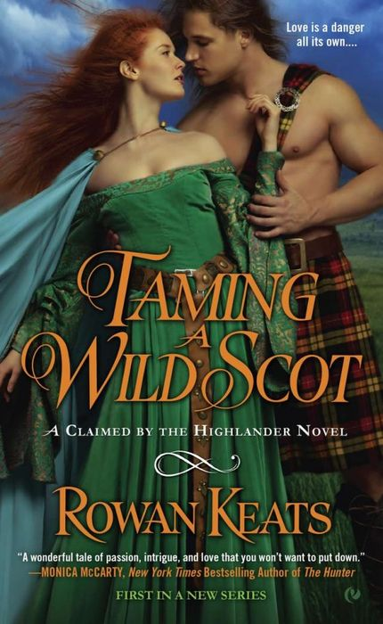 Taming a Wild Scot the taming of the shrew
