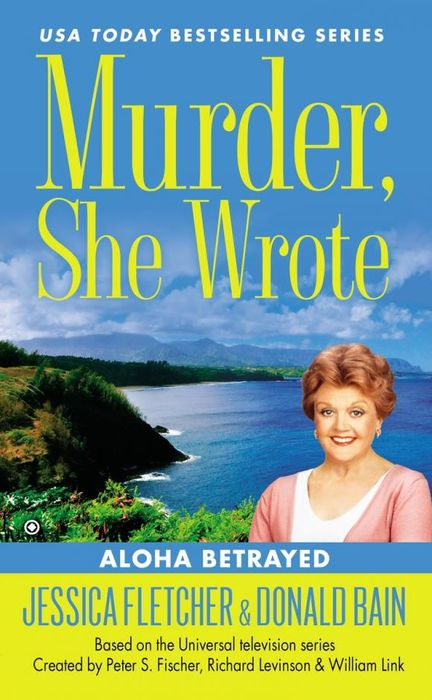 Murder, She Wrote: Aloha Betrayed murder she wrote close up on murder