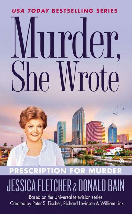 Murder, She Wrote: Prescription for Murder murder she wrote close up on murder