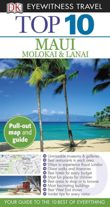 Top 10 Maui, Molokai & Lanai top 10 копенгаген