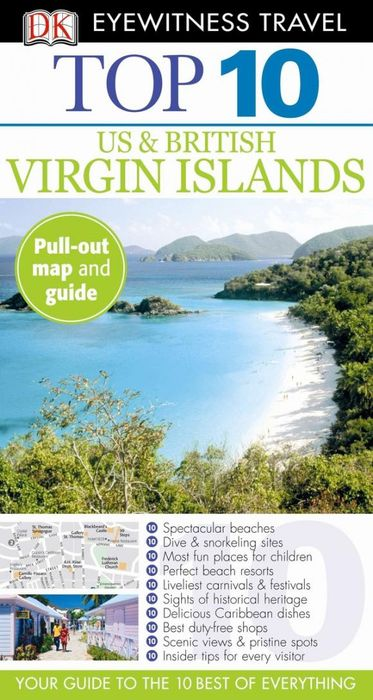 Top 10 US & British Virgin Islands top 10 копенгаген