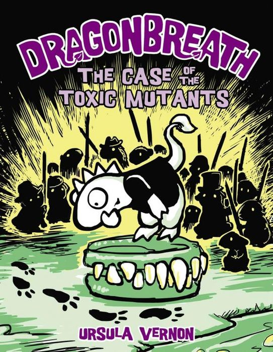 Dragonbreath #9 dragonbreath 4