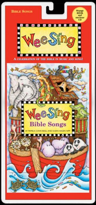 Wee Sing Bible Songs робот wow wee рептилия