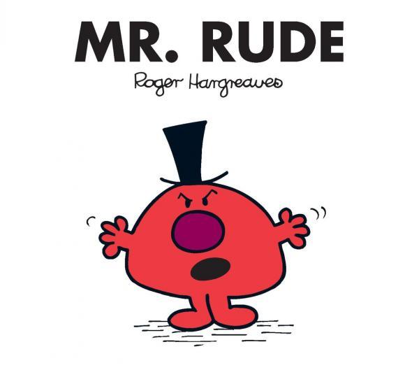 Mr. Rude rude awakening