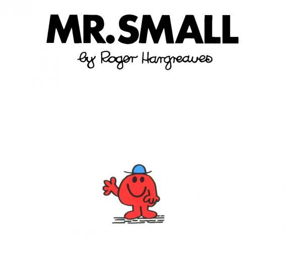 Mr. Small mr small