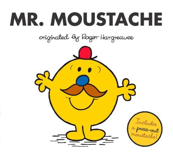 Mr. Moustache la moustache
