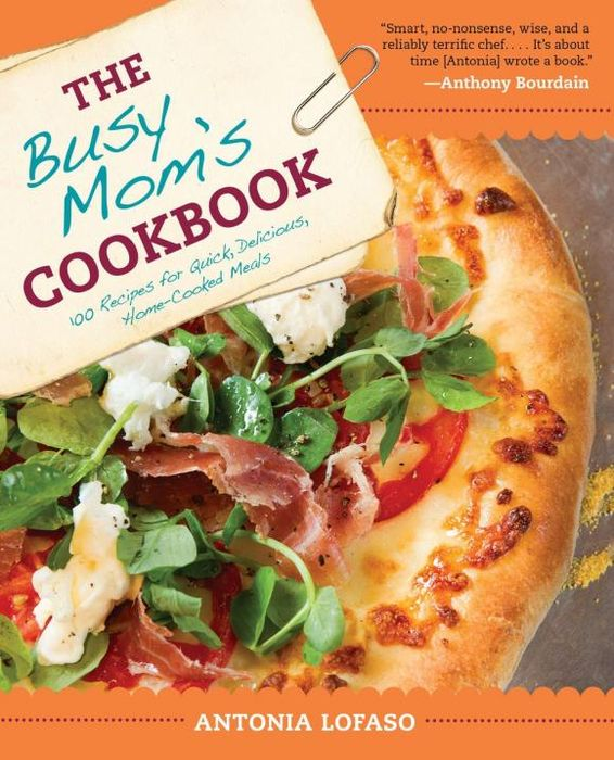 The Busy Mom's Cookbook busy pandas