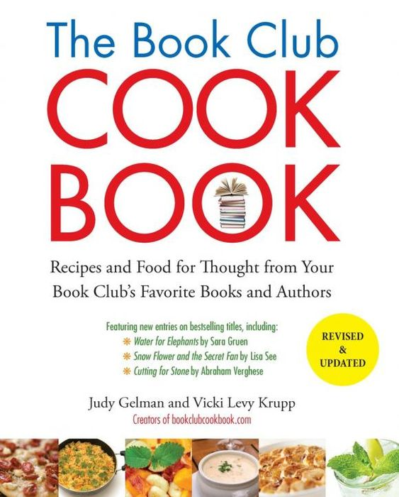 The Book Club Cookbook, Revised Edition sobo cookbook the