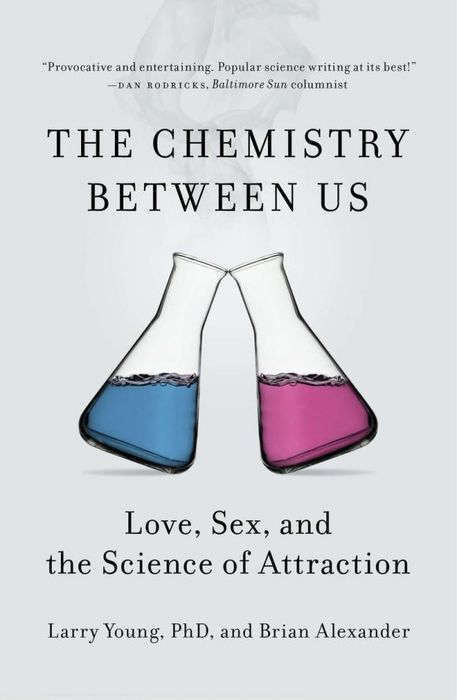 The Chemistry Between Us the space between us
