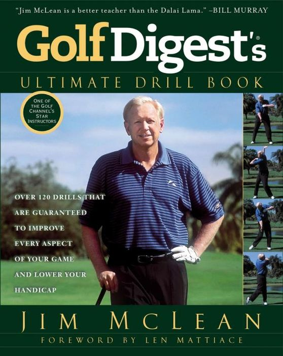 Golf Digest's Ultimate Drill Book golf 3 td 2011