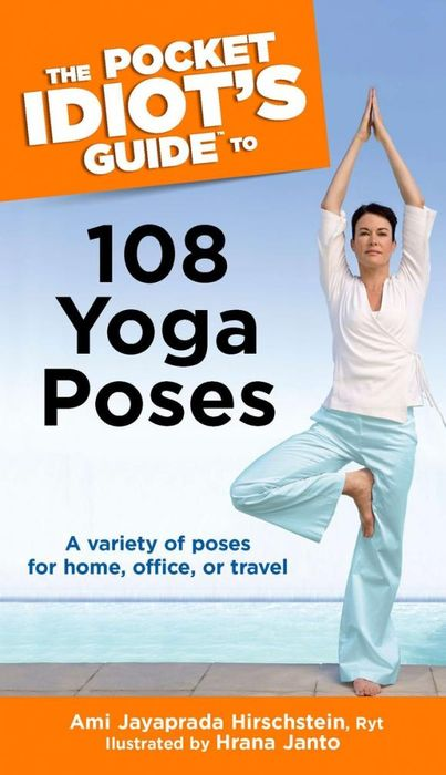 The Pocket Idiot's Guide to 108 Yoga Poses hip pocket guide to html 4 01