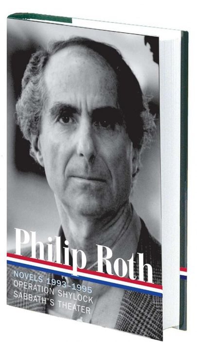 Philip Roth: Novels 1993-1995 все цены