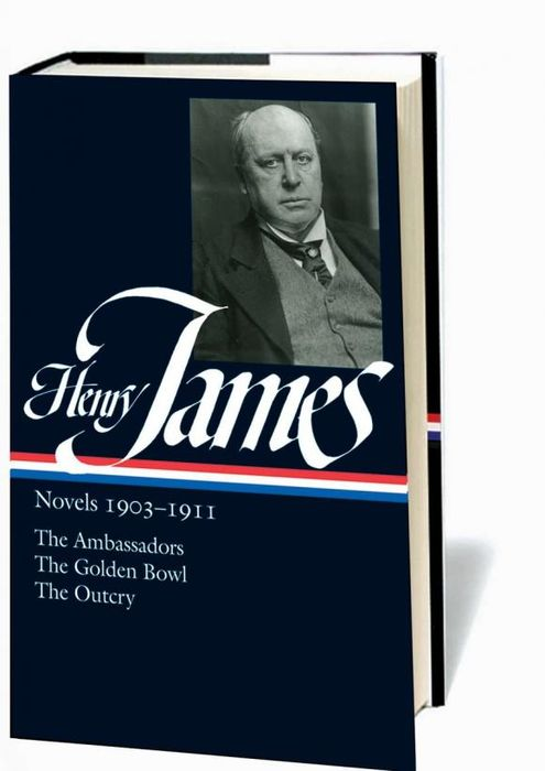 Henry James: Novels 1903-1911 henry james travel writings 1