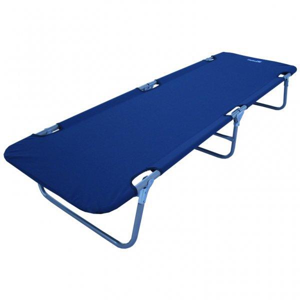 Кровать походная  Helios , цвет: синий, 190 см х 61 см х 30 см - Складная и надувная мебель