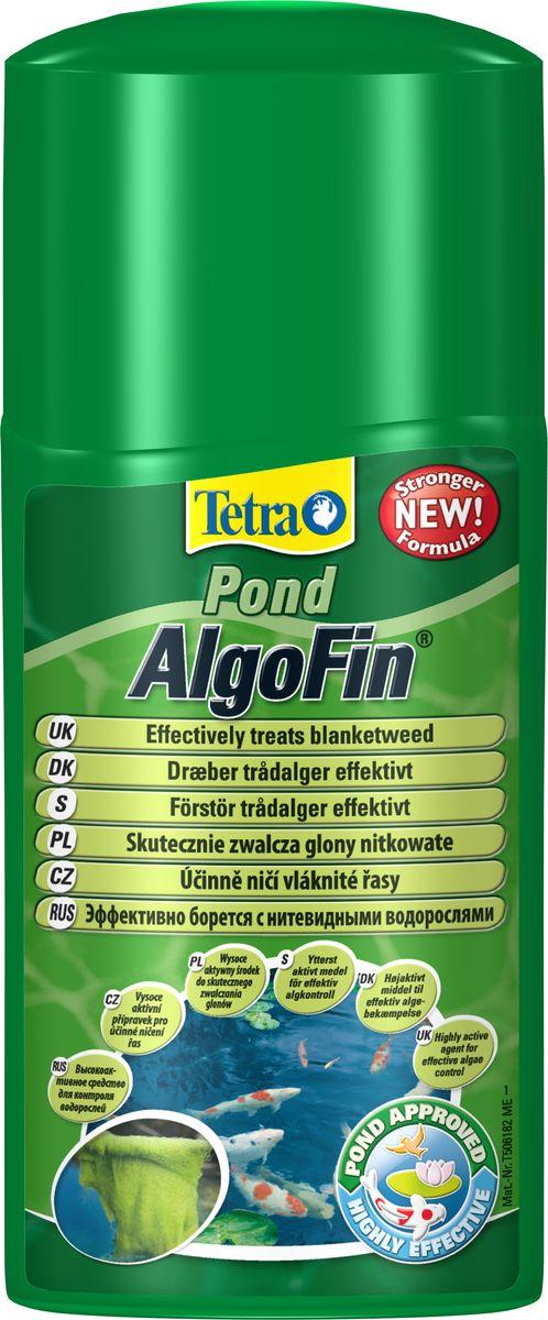 Средство Tetra Pond AlgoFin против нитчатых водорослей в пруду, 250 мл