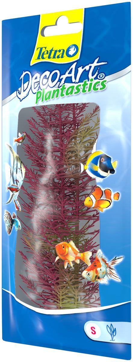 Искусственное растение для аквариума Tetra Перистолистник красный S606937Это растение хорошо подойдет для оформления аквариума.Естественно выглядящее искусственное растение;Для использования в любых аквариумах;Создает отличное место для укрытия (в т.ч. для метания икры);Легко и быстро устанавливается, является абсолютно безопасным;Не требует ухода;Долгое время не теряет форму и окраску. Размер растения: 15 см.