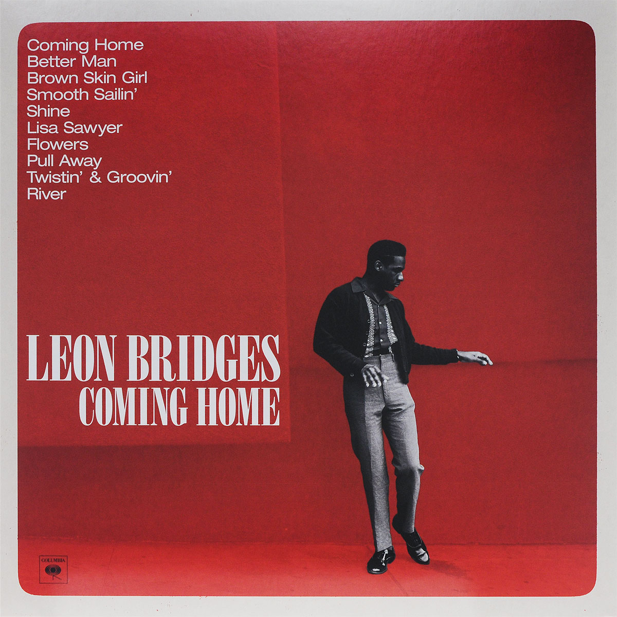 Leon Bridges Leon Bridges. Coming Home (LP)