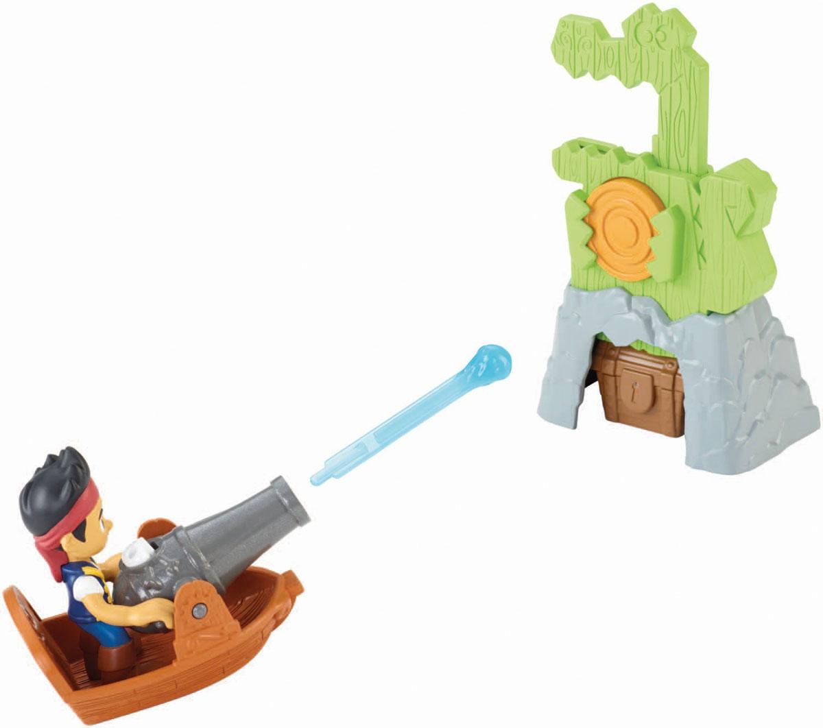 """Jake & Neverland Pirates Игровой набор """"Пещера сокровищ"""", Mattel"""