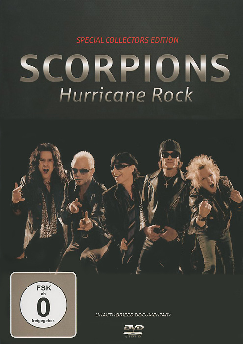 Exactly 50 years since the foundation of Germany's most successful Hard Rock band of all time, the SCORPIONS can look back together on a spectacular career in the international music business. Rolling Stones called the Scorpions