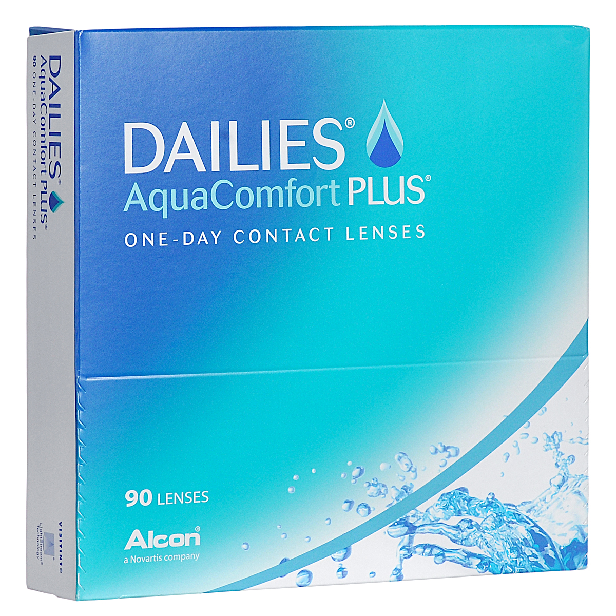 Alcon-CIBA Vision контактные линзы Dailies AquaComfort Plus (90шт / 8.7 / 14.0 / -4.00)12120Dailies AquaComfort Plus - это одни из самых популярных однодневных линз производства компании Ciba Vision. Эти линзы пользуются огромной популярностью во всем мире и являются на сегодняшний день самыми безопасными контактными линзами. Изготавливаются линзы из современного, 100% безопасного материала нелфилкон А. Особенность этого материала в том, что он легко пропускает воздух и хорошо сохраняет влагу. Однодневные контактные линзы Dailies AquaComfort Plus не нуждаются в дополнительном уходе и затратах, каждый день вы надеваете свежую пару линз. Дизайн линзы биосовместимый, что гарантирует безупречный комфорт. Самое главное достоинство Dailies AquaComfort Plus - это их уникальная система увлажнения. Благодаря этой разработке линзы увлажняются тремя различными агентами. Первый компонент, ухаживающий за линзами, находится в растворе, он как бы обволакивает линзу, обеспечивая чрезвычайно комфортное надевание. Второй агент выделяется на протяжении всего дня, он непрерывно смачивает линзы. Третий - увлажняющий агент, выделяется во время моргания, благодаря ему поддерживается постоянный комфорт. Также линзы имеют УФ-фильтр, который будет заботиться о ваших глазах. Dailies AquaComfort Plus - одни из лучших линз в своей категории. Всемирно известная компания Ciba Vision, создавая эти контактные линзы, попыталась учесть все потребности пациентов и ей это удалось! Характеристики:Материал: нелфилкон А. Кривизна: 8.7. Оптическая сила: - 4.00. Содержание воды: 69%. Диаметр: 14,0 мм. Количество линз: 90 шт. Размер упаковки: 15 см х 5 см х 3 см. Производитель: США. Товар сертифицирован.Контактные линзы или очки: советы офтальмологов. Статья OZON Гид