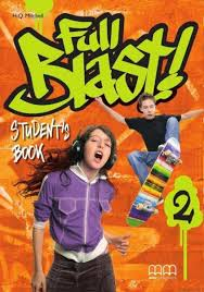 Full Blast 2: Students Book today students book 2