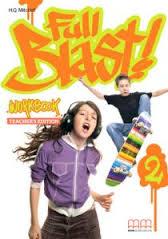 Full Blast 2: Workbook Teachers Edition mitchell h q full blast 3 wbk teacher s edition