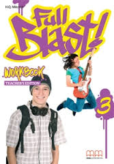 FULL BLAST 3 WBk Teacher's Edition mitchell h q full blast 3 wbk teacher s edition