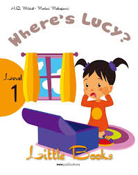 Where's Lucy + Audio CD/CDrom team up starter 1 test resource audio cd test maker cd rom
