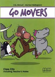 Go Movers Cl CD fun for movers cd