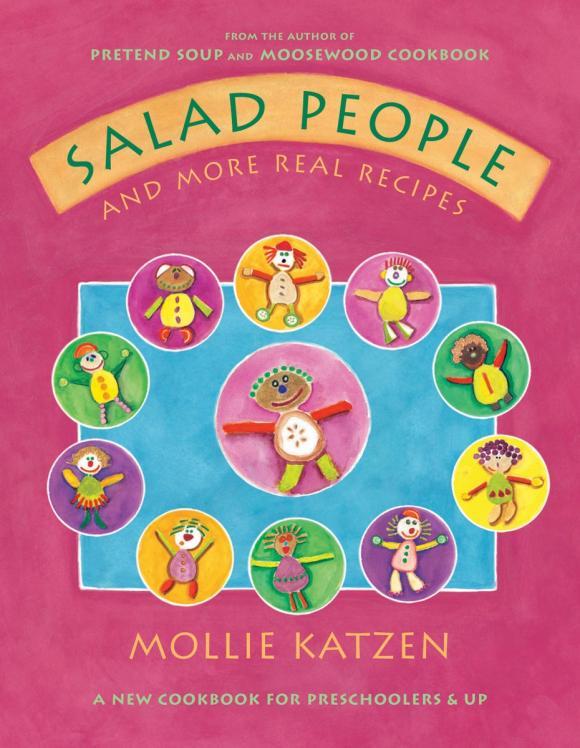 Salad People and More Real Recipes овощерезка salad gourmet bradex