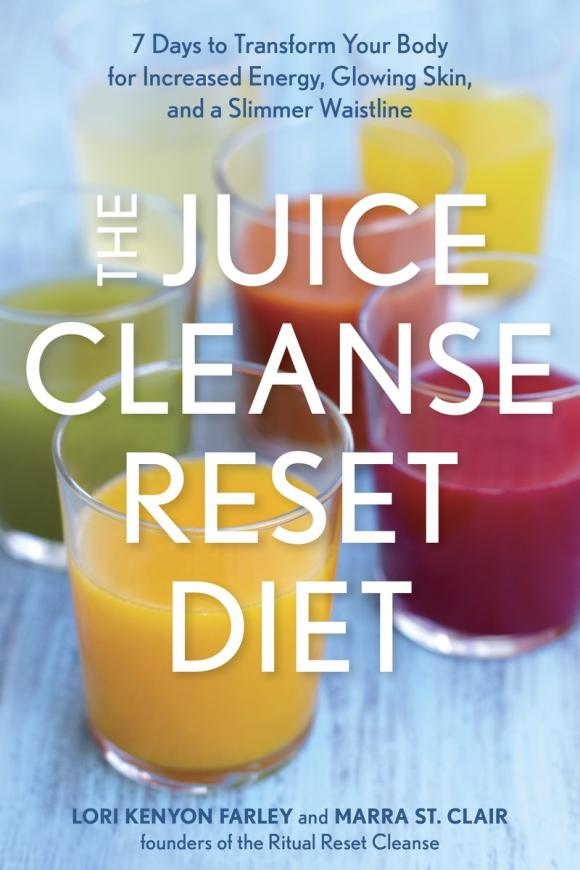 The Juice Cleanse Reset Diet цена 2017