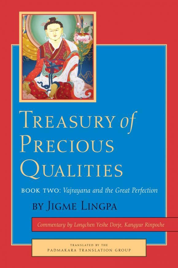Treasury of Precious Qualities: Book Two treasury of murder set