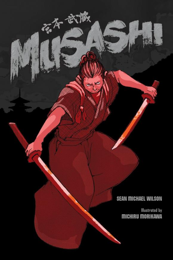 Musashi (A Graphic Novel) the lonely polygamist – a novel