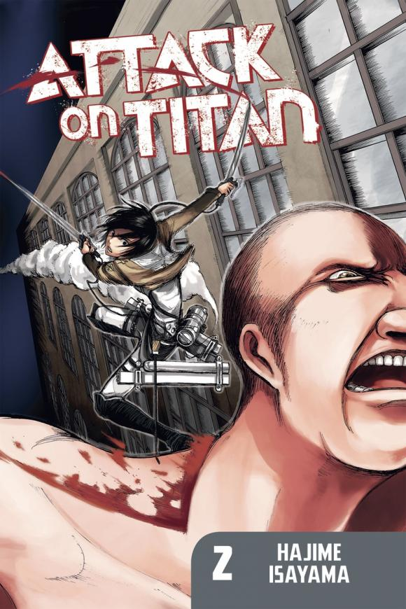 Attack on Titan 2 attack on titan harsh mistress of the city part 2