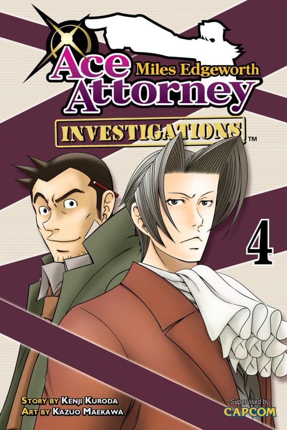 Miles Edgeworth: Ace Attorney Investigations 4 ace 350 купить