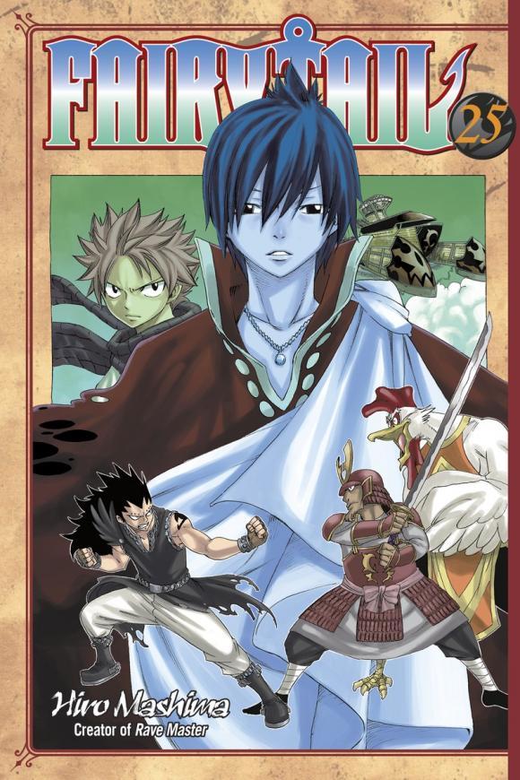 цены Fairy Tail 25