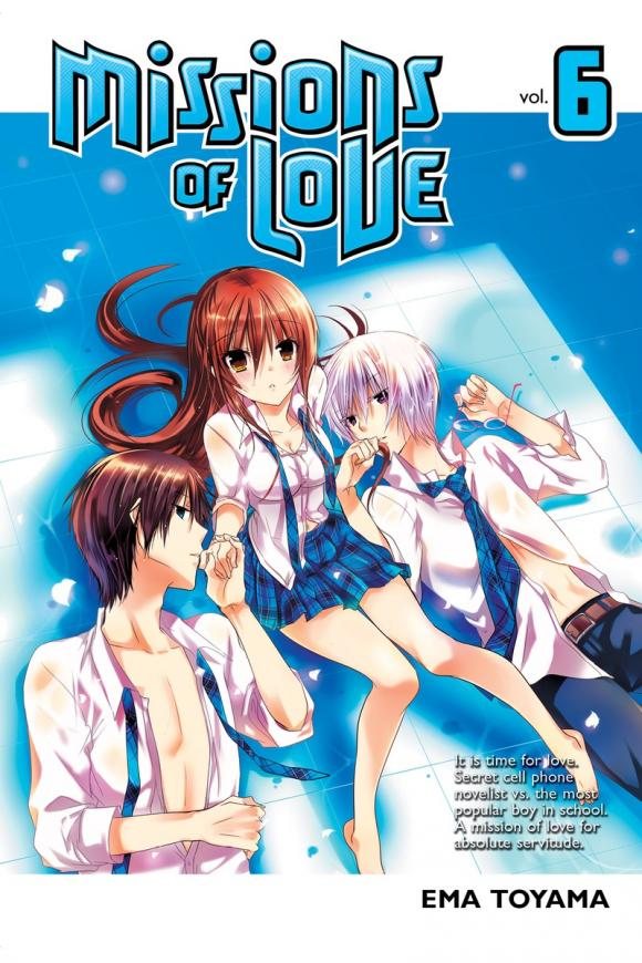 Missions of Love 6 missions of love volume 12