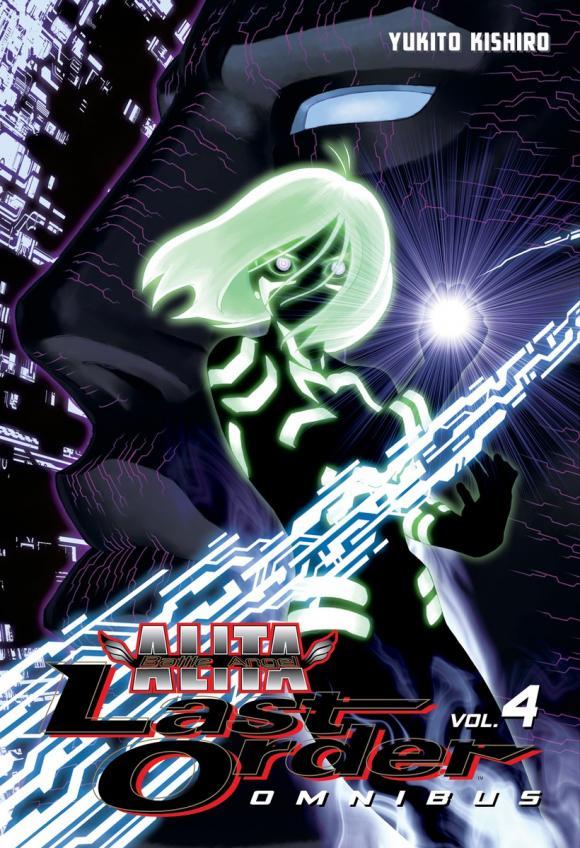 Battle Angel Alita: Last Order Omnibus 4 nexus omnibus volume 4